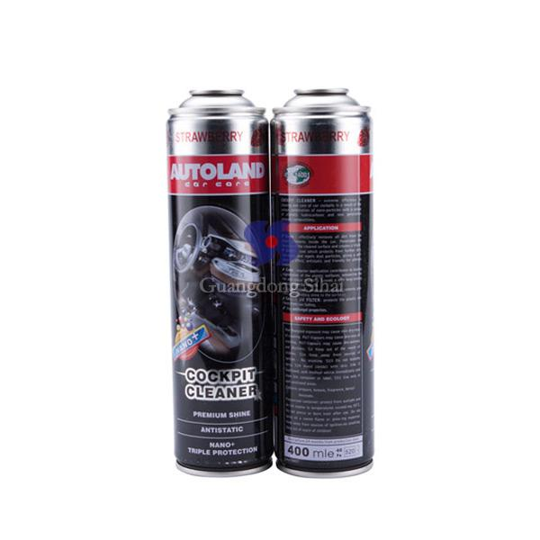 D57mm Aerosol Tin Cans
