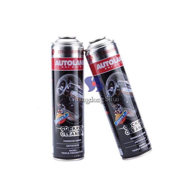 D57mm Empty Aerosol Tin Cans