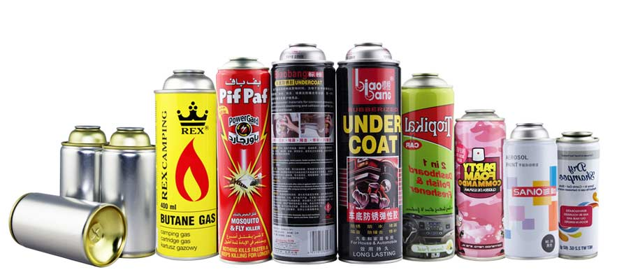 sihai spray aerosol tin can