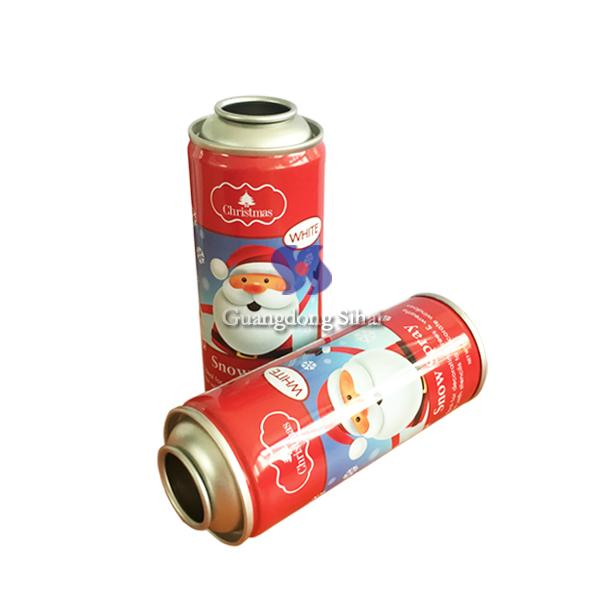 52mm snow spray can