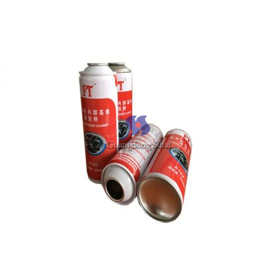 Cleaning product Empty Aerosol Tin Cans