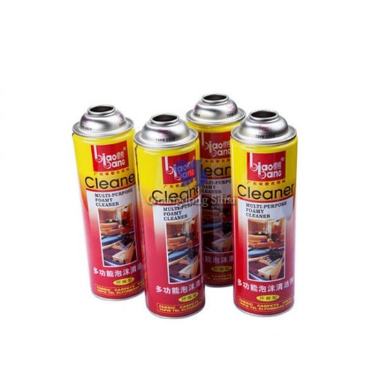 Carb Cleaning Coating Tin Cans