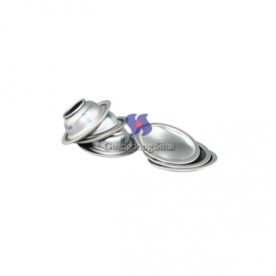 Diameter 65mm Aerosol Tin Can Lids