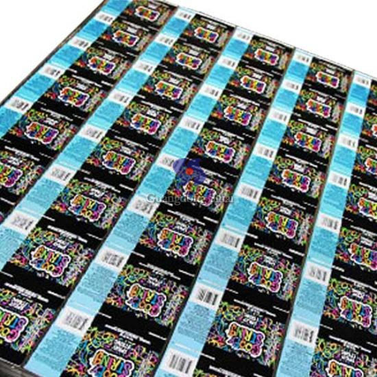 cmyk printed tin sheets