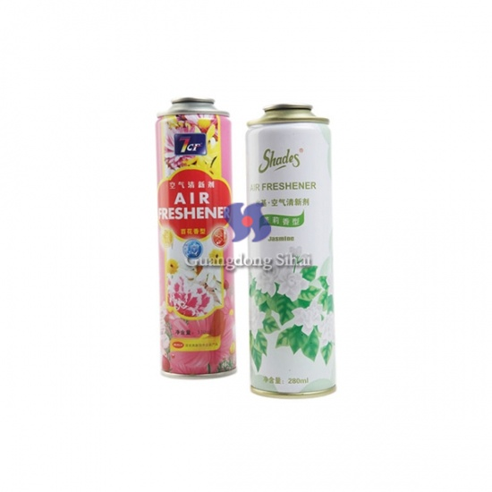 Air Freshener Spray Can