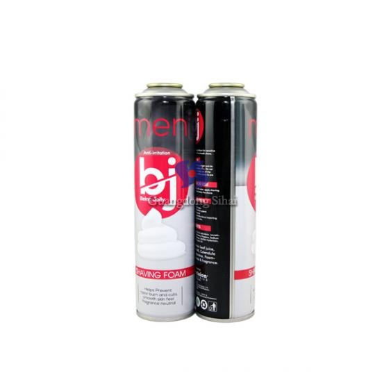 Aerosol Spray Tinplate Can