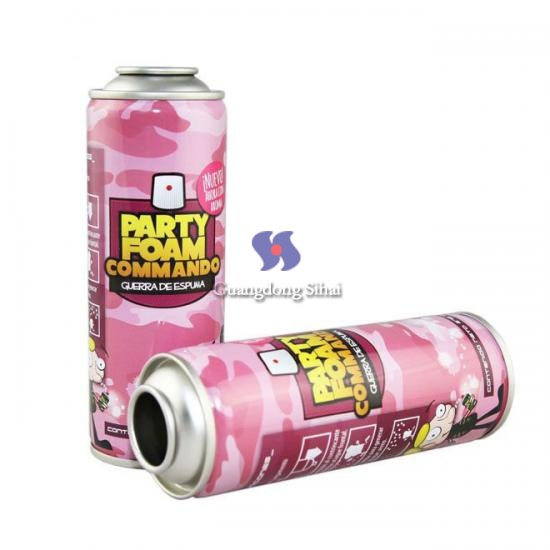 aerosol can supplier