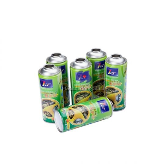 Tinplate Pressure Cans